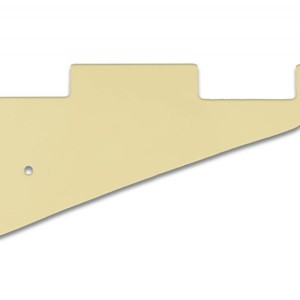 gibson pickguard cream