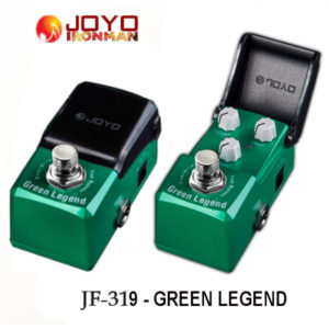 Joyo ironman-JF-319-Green Legend Distortion-MAIN