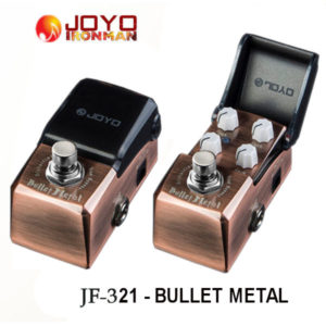 Joyo ironman-JF-321-Bullet Metal Distortion-MAIN