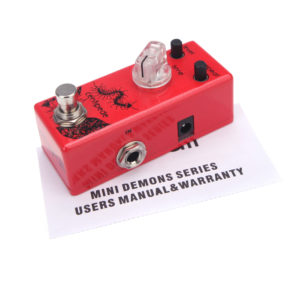 Movall Audio Mini Demon MM-04 Centipede Analog Delay Micro Pedal True Bypass4