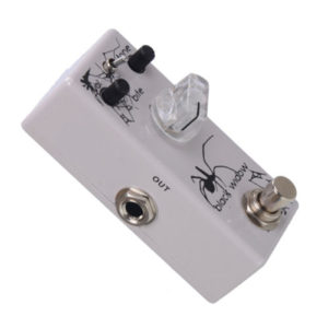 Movall Audio Mini OCD MM-02 Black Widow Overdrive Micro Pedal True Bypass2