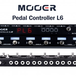 Mooer PCL6 Switcher Looper Commander-MAIN-2-m